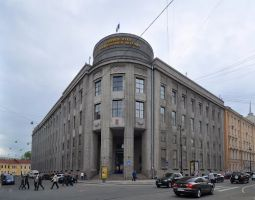 Saint Petersburg State University of Technologies and Design