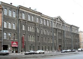 "Baltic State Technical University ""VOENMEH"" named after D.M. Ustinova"
