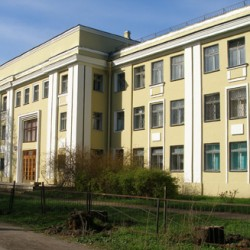 Saint Petersburg Sea Fishing College