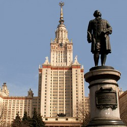 "Moscow State University named after M.V.Lomonosov ""Faculty of Geology"""