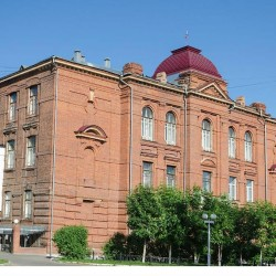 Tomsk State University of Architecture and Civil Engineering
