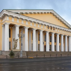 "Saint Petersburg State Mining Institute (Technical University) ""Oil and Gas Faculty"""