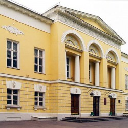 Moscow Literatur Institute named after A.M.Gorky