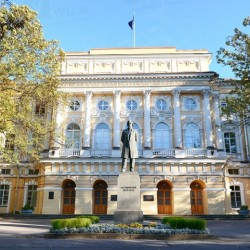Russian State Pedagogical University named after A.I.Gertsena